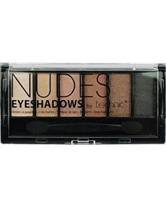 Technic Nudes Eyeshadows Σκιές Ματιών Nude Αποχρώσεις 7.2gr