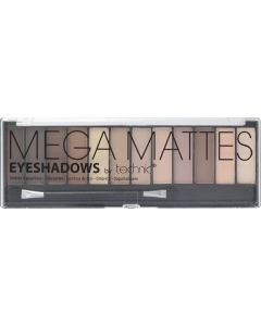 Technic Mega Mattes Eyeshadows Σκιές Ματιών 18g