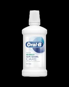 Oral-B Gum & Enamel Care Στοματικό Διάλυμμα με Μέντα 500ml