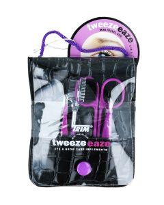 Trim Tweezeeaze Purple Σετ Φρυδιών  5τμχ