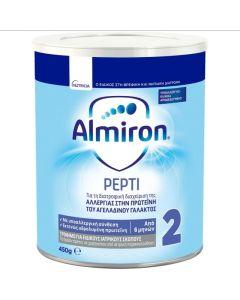 Almiron Pepti 2 Allergy Care Για Βρέφη Από 6 Μηνών 450gr