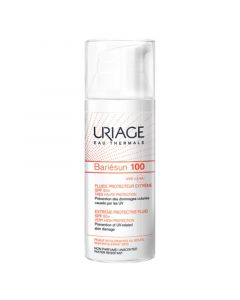 Uriage Bariesun 100 Extreme Protective Fluis SPF50 Αντηλιακή Κρέμα Προσώπου & Σώματος Για Δέρμα Δυσανεκτικό Στον Ήλιο 50ml