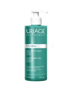 Uriage Hyseac Gel Καθαρισμού Για Πρόσωπο & Σώμα 500ML