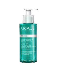 Uriage Hyseac Purifying Oil Καθαριστικό Προσώπου 100ML