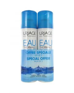 Uriage Eau Thermale Water Ιαματικό Νερό 2x300ml