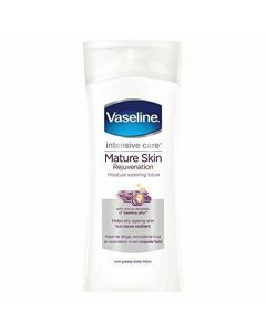 Vaseline® Intensive Care Mature Skin Ενυδατική Λοσιόν Σώματος Για Ώριμες Επιδερμίδες 400ml