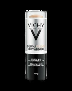 Vichy Dermablend Extra Cover Gold 45 9.0g Διορθωτικό Foundation Σε Μορφή Stick Με 16 Ώρες Διάρκεια & SPF 30