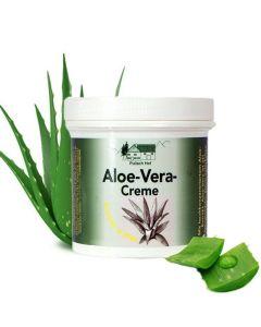 Vom Pullach Hof Aloe Vera Cream Ενυδατική & Επουλωτική Κρέμα Με Αλόη 250ml