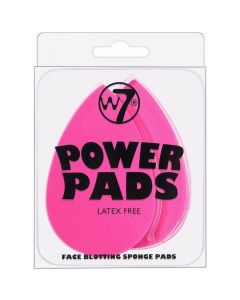 W7 Power Pads Face Blotting Sponge Pads 2 Tmx