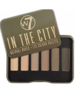 W7 In The In The City Eyeshadow Pallete 1 Τμχ