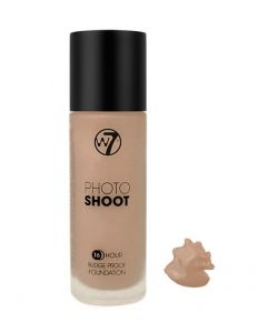 W7 Photo Shoot 16Hr Foundation Fresh Beige 28ml