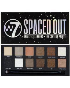 W7 Cosmetics Spaced Out Παλέτα Με Σκιές Ματιών 12 Αποχρώσεις