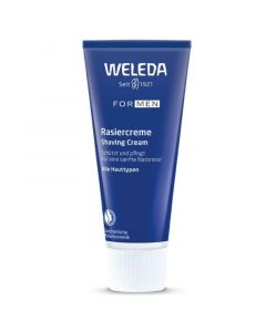 Weleda Shaving Cream Κρέμα Ξυρίσματος 75ml
