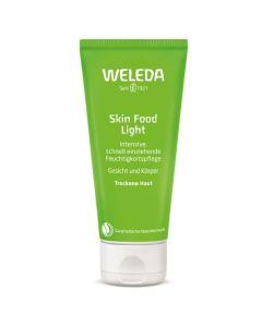 Weleda Skin Food Light  For Dry Skin Κρέμα Σώματος & Χεριών Για Ξηρή Επιδερμίδα 75ml