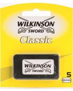 Wilkinson Sword Ανταλλακτικές Λεπίδες Διπλής Όψης Για Ξυραφάκι 10τμχ