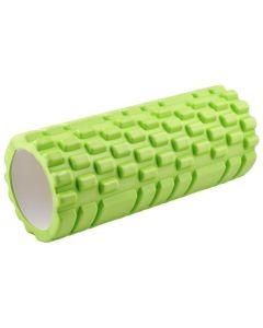 Yoga Roller Κύλινδρος για Pilates και Crossfit 33cm Λαχανί 1τμχ