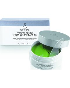 Youth Lab Peptides Spring Hydra-Gel Eye Patches Συσφιγκτική Μάσκα από Υδροτζέλ 30 ζεύγη & Σπάτουλα