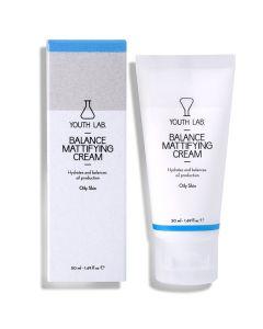 Youth Lab Balance Mattifying Cream Ρυθμιστική και Ενυδατική Κρέμα για Λιπαρή Επιδερμίδα 50ml