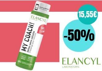 Elancyl My Coach Συσφικτική Κρέμα Κατά της Κυτταρίτιδας για Λείανση & Τόνωση της Επιδερμίδας 200ml   Dpharmacy.gr