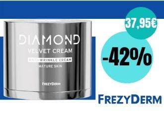 Frezyderm Diamond Velvet Anti-Wrinkle Cream Αντιγηραντική Κρέμα Για Ώριμες Επιδερμίδες 50ml  Dpharmacy.gr