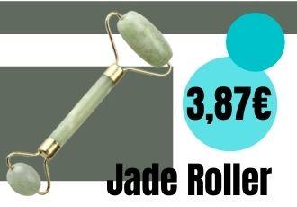 Jade Roller Dermaroller Ρολό Νεφρίτη Για Μασάζ Προσώπου Πράσινο σε προσφορά -84%    Dpharmacy.gr