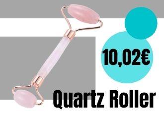 Rose Quartz Roller Dermaroller Ρολό Χαλαζία Για Μασάζ Προσώπου 1τμχ σε προφορά -66% έκπτωση    Dpharmacy.gr