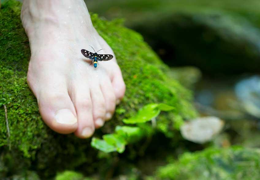 Κάλοι και σκληρύνσεις: Απόκτησε τώρα μεταξένια πόδια